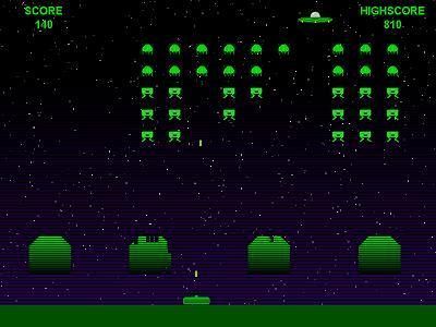 InvadersScreenshot